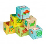 Alphabet Paper Blocks