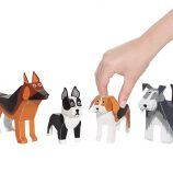Dogs Paper Toys