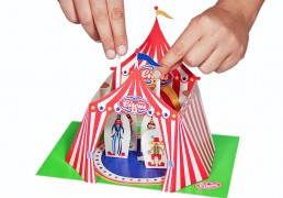Circus Paper Theater