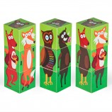Forest Animals Paper Blocks