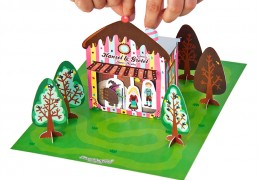 Hansel and Gretel Paper Theater