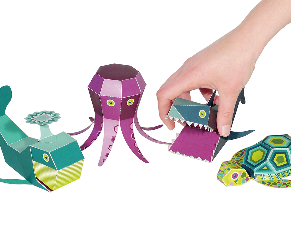 Pin Paper Toys on Pinterest