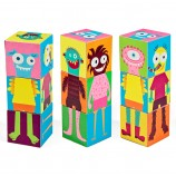 Monsters Paper Blocks I