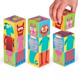 Monsters Paper Blocks II