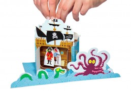 Pirates Paper Theater