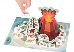 Dinosaur Island PRINTABLE PDF