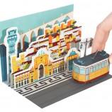 Lisbon Postcard Diorama