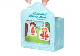 Little Red Riding Hood Paper Theater